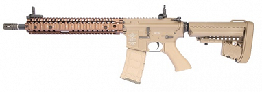 RIFLE BOLT AEG B4 SOPMODBLOCK(R) 120 TAN 6.0MM BB