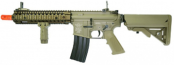 RIFLE BOLT AEG MK18 MOD-1 BRSS 2 TAN 6.0MM BB