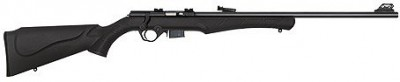 RIFLE CBC  MOD.8117 BOLT ACTION POLIMERO OXIDADO CALIBRE 17