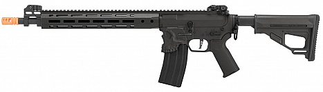 RIFLE EMG ARMS AEG SHARPS BROS M4 THE JACK 15 BLACK 6.0MM BB