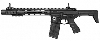 RIFLE G&G AEG PDW15-AR BLACK 6.0MM BB