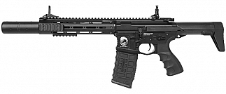 RIFLE G&G AEG PDW15-CQB BLACK 6.0MM BB