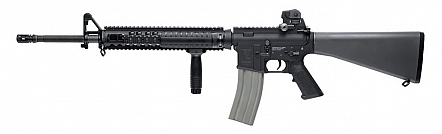 RIFLE G&G AEG TGR-016-MR5-BBB-NCM BLACK 6.0MM BB