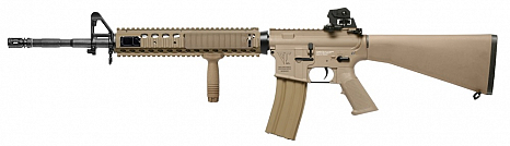 RIFLE G&G AEG TGR-016-MR5-DBB-NCM TAN 6.0MM BB