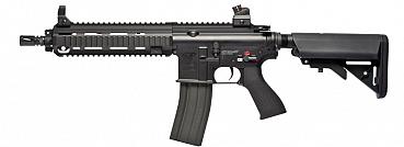 RIFLE G&G AEG TGR-418-SHT-BBB-ECM BLACK 6.0MM BB