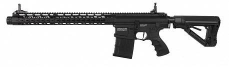 RIFLE G&G AEG TR16 MBR 308WH BLACK 6.0MM BB