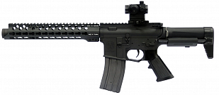 RIFLE KRYTAC AEG ALPHA CRB APCRB-BK01 6.0MM BB