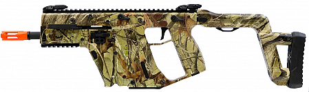 RIFLE KRYTAC AEG SMG CAMO 6.0MM BB