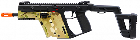 RIFLE KRYTAC AEG SMG MULTICAM 6.0MM BB