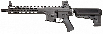 RIFLE KRYTAC AEG TRIDENT MKII CRB BLACK 6.0MM BB