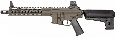 RIFLE KRYTAC AEG TRIDENT MKII CRB FDE 6.0MM BB