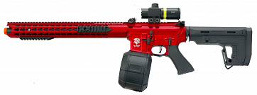 RIFLE APS AEG M4 ASR119 RED KIT 6.00 MM