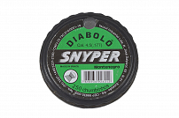 CHUMBINHO DIABOLO SNYPER 4.5MM 250 UNID