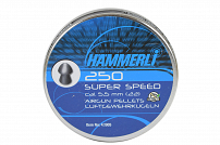 CHUMBINHO HAMMERLI SUPER SPEED 5.5MM 250 UNID