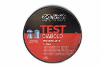 CHUMBINHO JSB DIABOLO TEST 7X30 210 UNID