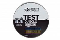 CHUMBINHO JSB DIABOLO TEST 7X50