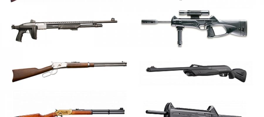 O que é CARABINA - Diferença entre outras armas de cano longo